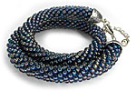 АРХИВ Жгут «Blue Lilac Mix» - N-289