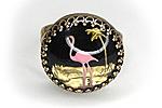АРХИВ Кольцо «Фламинго» - V258