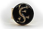 Кольцо «Золотая Саламандра» - V330