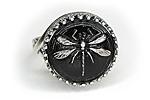 Кольцо «Серебряная Стрекоза» - V483