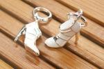 Бусина Металл 025 (туфли)