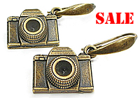 SALE ПОСЛЕДНИЕ Серьги «Фотоаппараты» - С341