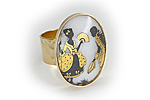 АРХИВ Кольцо «Золушка» - V183