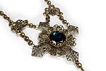 АРХИВ Кулон «Крест Запада» - V236