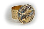 АРХИВ Кольцо «Радостные Рыбки» - V332