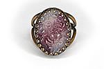 АРХИВ Кольцо «Цветы Японии» - V348