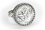 ПОСЛЕДНЕЕ Кольцо «Кельтское Серебро» - V473