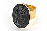 АРХИВ Кольцо «Черная Диана» - V577
