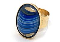Кольцо «Морские Волны» - V710