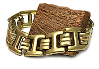 ПОСЛЕДНИЙ Браслет «Винтажная Классика (винтажная латунь)» - V943