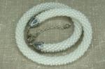 АРХИВ Жгут «Матовый Белый» - N-205